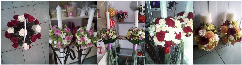 aranjamente florale, florarie targoviste